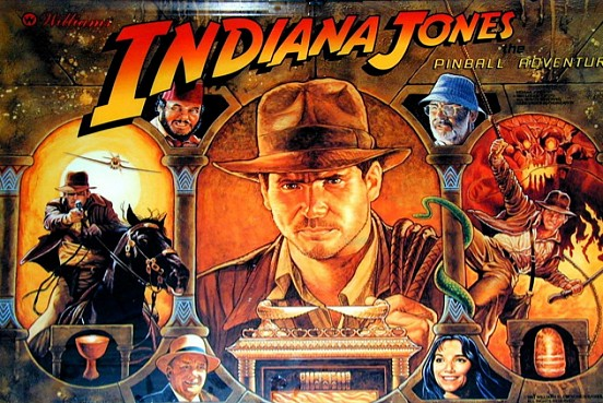 Indiana Jones: The Pinball Adventure | Pinball