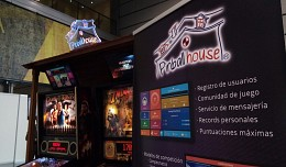 EXPERIENCE WITH PINBALL HOUSE AT EXPOJOC2018