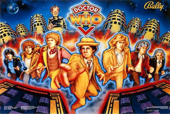 Doctor Who Pinball | Pinball
