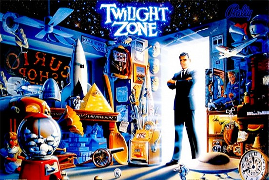 Twilight Zone Pinball | Pinball