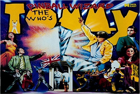 The Who's Tommy Pinball Wizard | Pinball