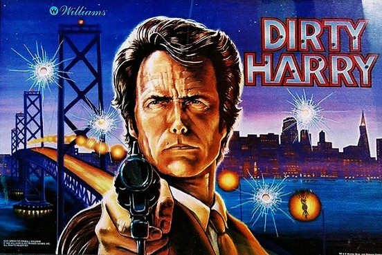 Dirty Harry Pinball | Pinball