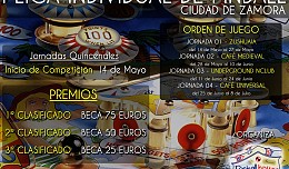 I INDIVIDUAL LEAGUE OF PINBALL (ZAMORA)